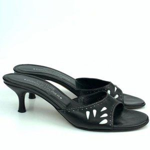 Donald J Pliner Couture 7.5 N Italian leather